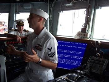 ВМС США полагаются на безопасность Windows XP - 1