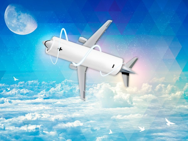 NASA представило идеи самолётов будущего - 1