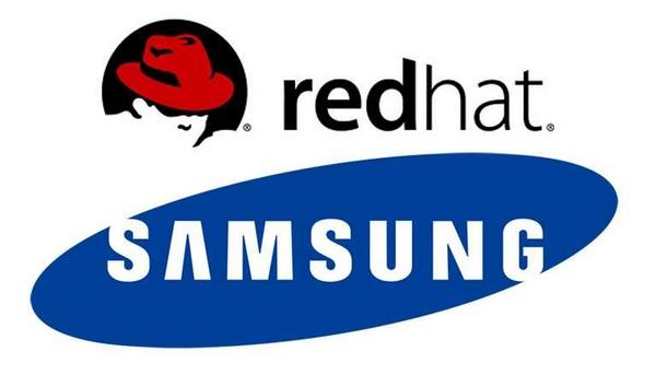 Samsung Red Hat