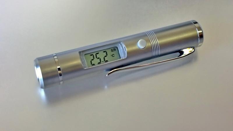 Инфракрасный термометр – прибор для умных людей. Часть 1 - 2