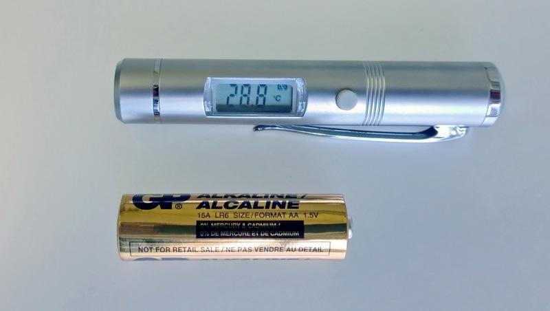 Инфракрасный термометр – прибор для умных людей. Часть 1 - 4