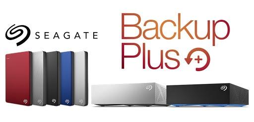 Одновременно представлен новый накопитель Seagate Backup Plus на одном жестком диске объемом 4 ТБ