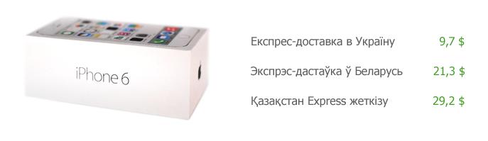 Экспресс-Доставка в Україну, Қазақстан и Беларусь - 5