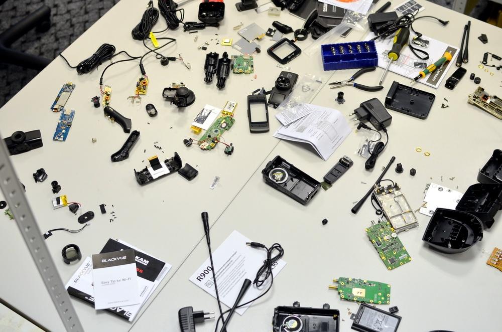 Разбираем до винтика: как я участвовал в «растерзании» регистраторов Datakam, teXet, Mio и BlackVue - 135