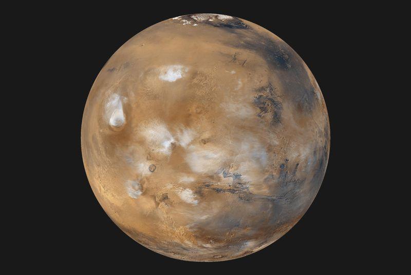 NASA консультируется с общественностью по возможным местам посадки людей на Марсе - 1