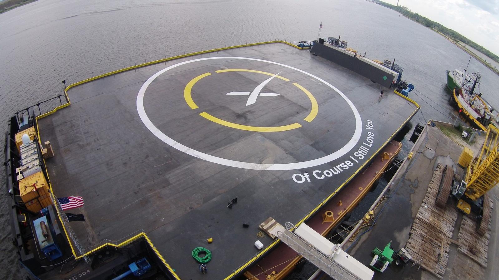[Корабль утерян] Где посмотреть трансляцию третьей попытки SpaceX посадить первую ступень ракеты - 2