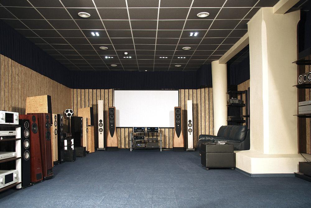 Аудиосистемы для дома и домашние кинотеатры - 2