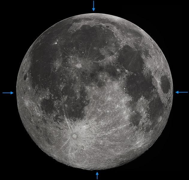 Интересные лунные места и задачи - 10