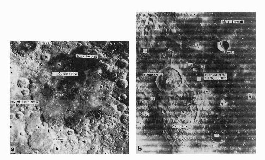 Интересные лунные места и задачи - 15