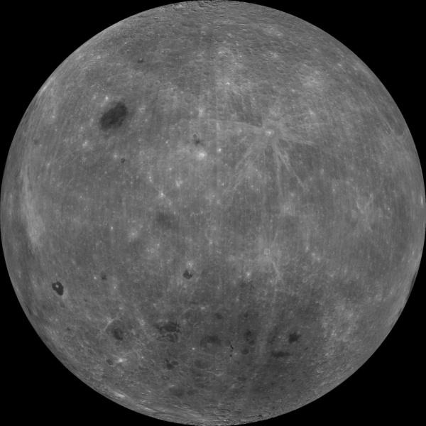 Интересные лунные места и задачи - 7