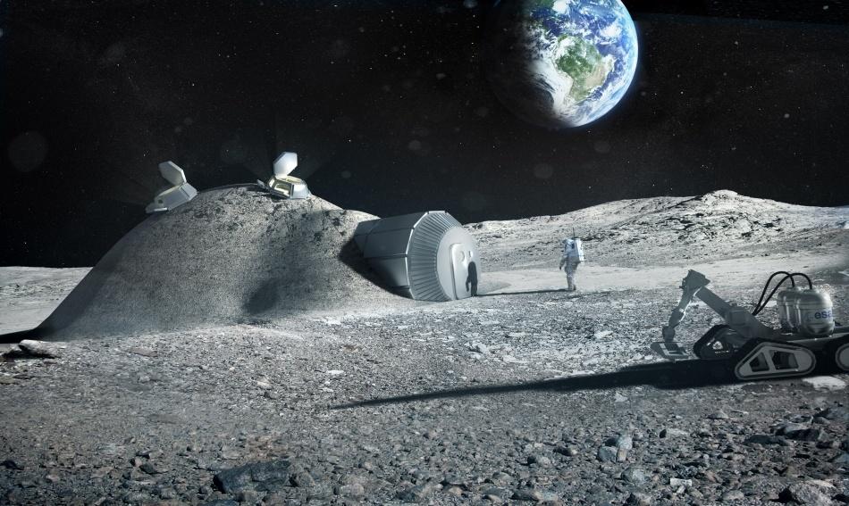 Интересные лунные места и задачи - 1