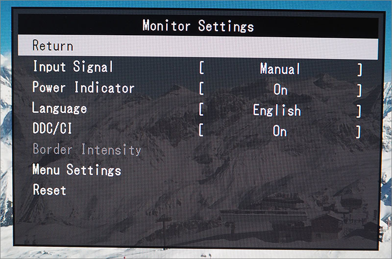 Обзор монитора EIZO FlexScan EV2436WFS-GY - 17