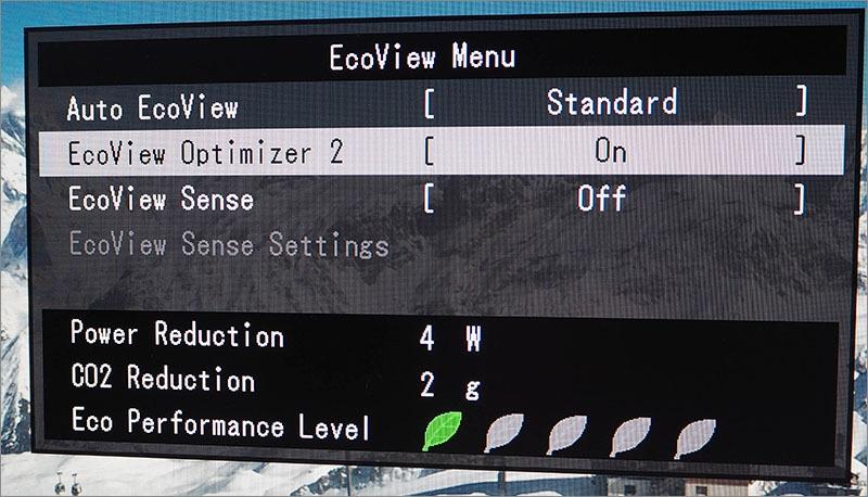 Обзор монитора EIZO FlexScan EV2436WFS-GY - 19