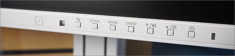 Обзор монитора EIZO FlexScan EV2436WFS-GY - 7