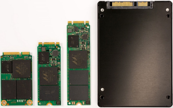 Micron TLC NAND