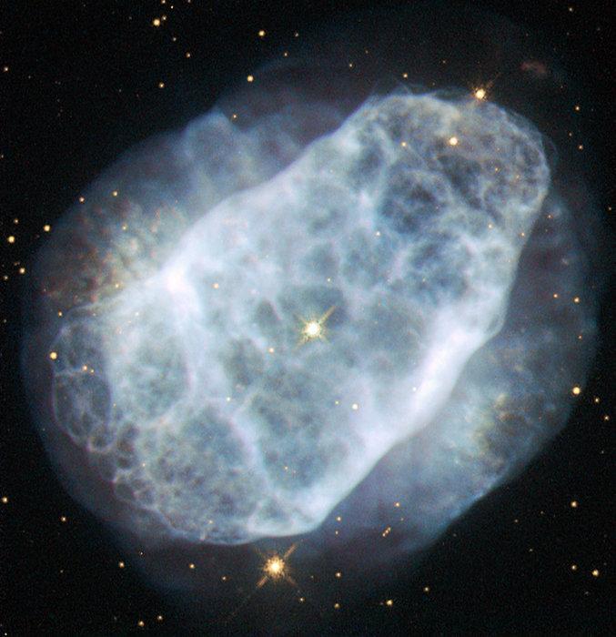 Звезды умирают красиво. Планетарная туманность NGC 6153 - 1