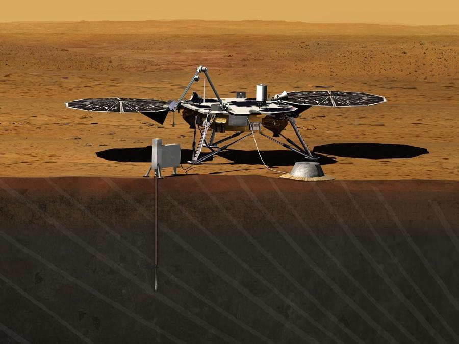 NASA готовит наноспутники на Марс - 2