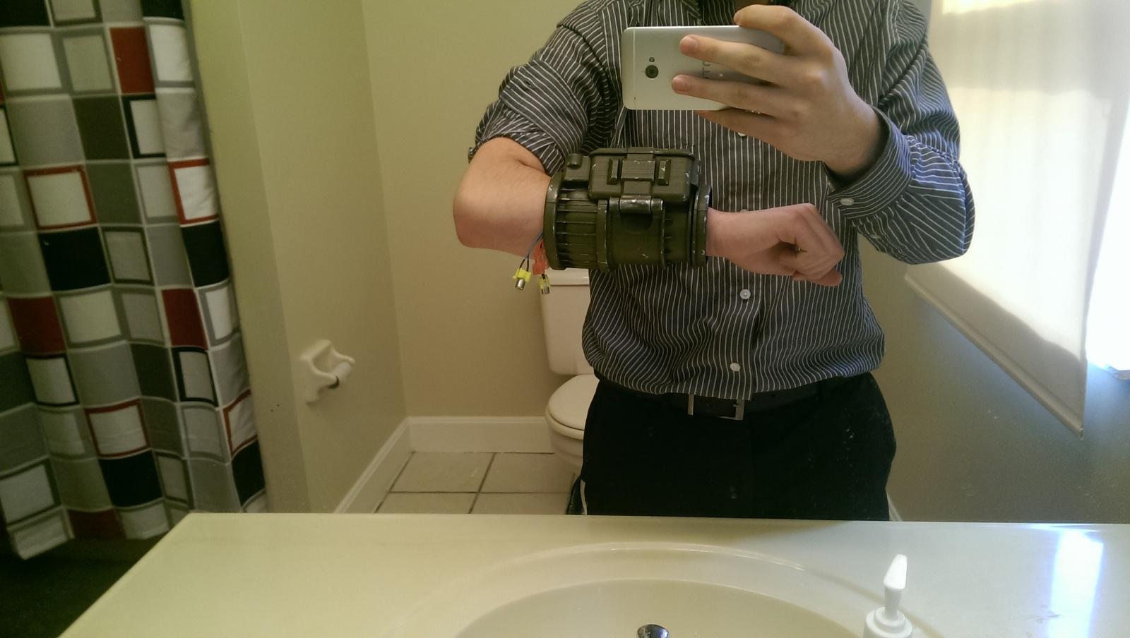 PipBoy из Fallout 3 на Raspberry Pi - 3