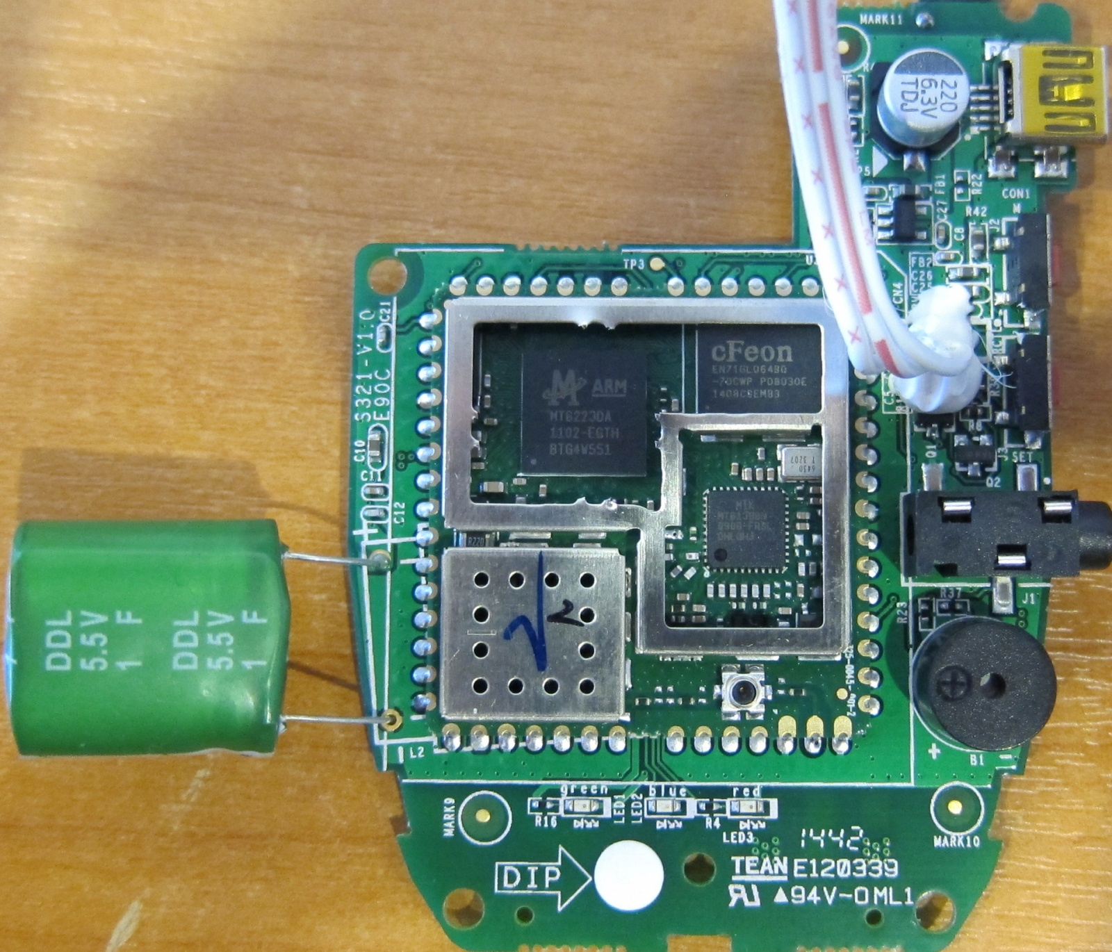 Обзор GSM розетки Senseit GS2 M - 11