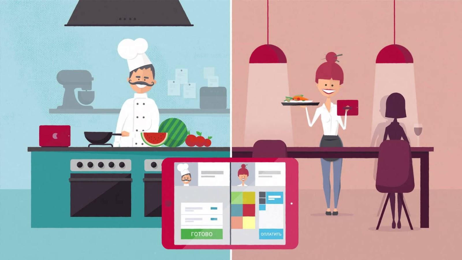 Обзор Quick Resto. Как создать и автоматизировать свой ресторан - 1