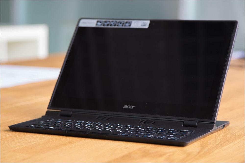Ультрабук наизнанку. Обзор Acer Aspire Switch 12 - 13