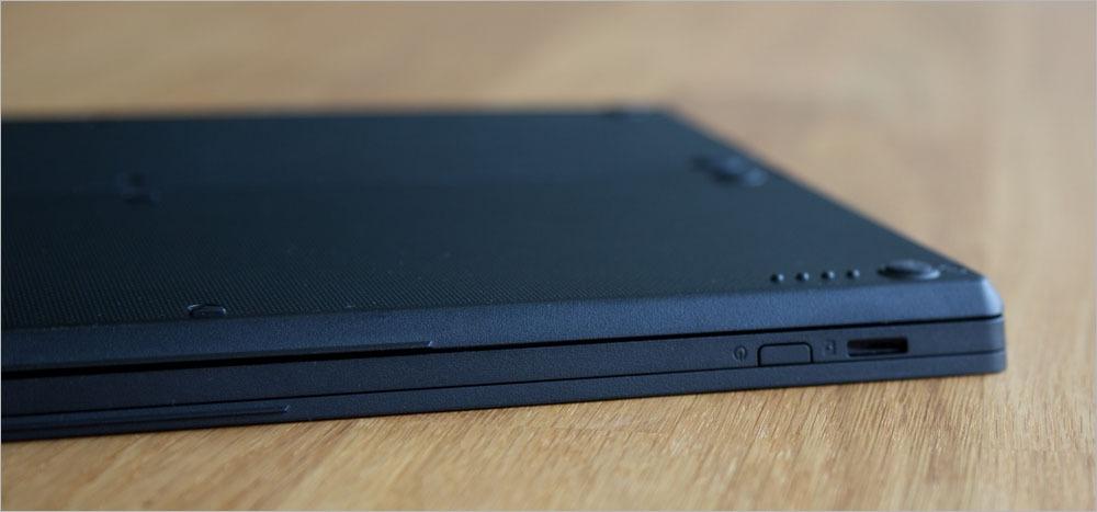 Ультрабук наизнанку. Обзор Acer Aspire Switch 12 - 18