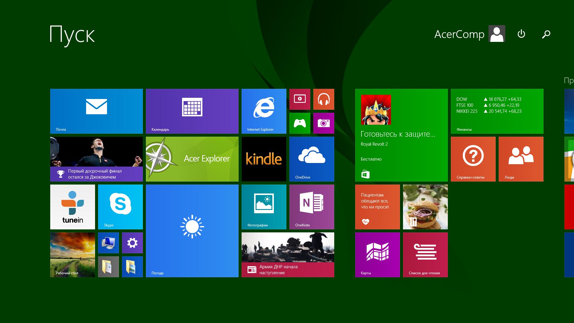 Ультрабук наизнанку. Обзор Acer Aspire Switch 12 - 28