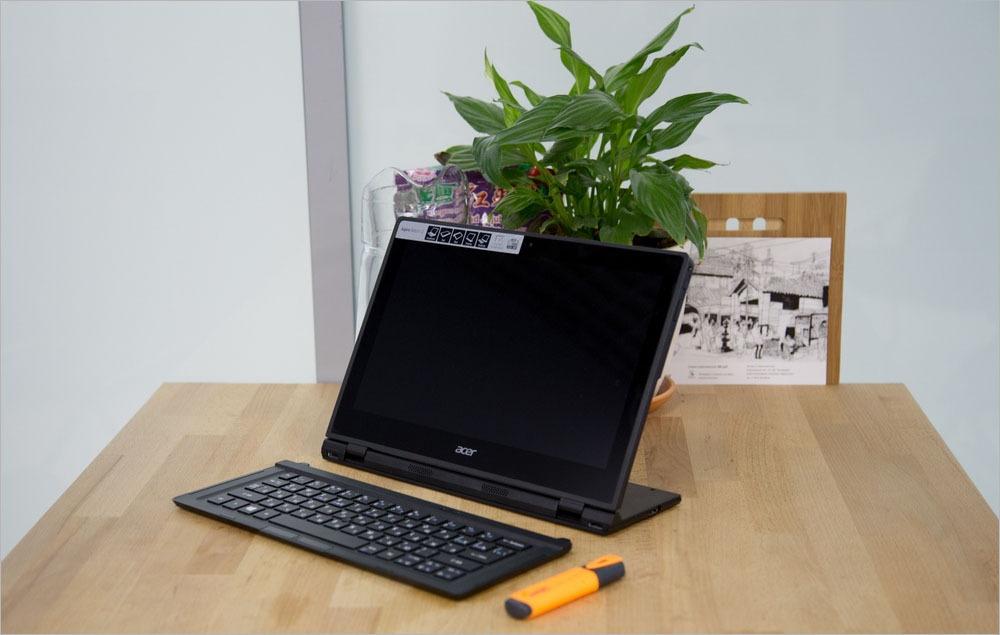 Ультрабук наизнанку. Обзор Acer Aspire Switch 12 - 31