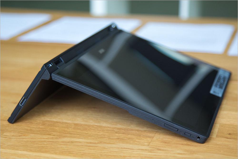 Ультрабук наизнанку. Обзор Acer Aspire Switch 12 - 8