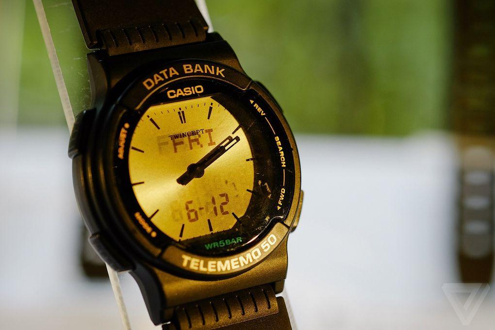 Назад в будущее. Умные часы от Casio из 90-х - 12
