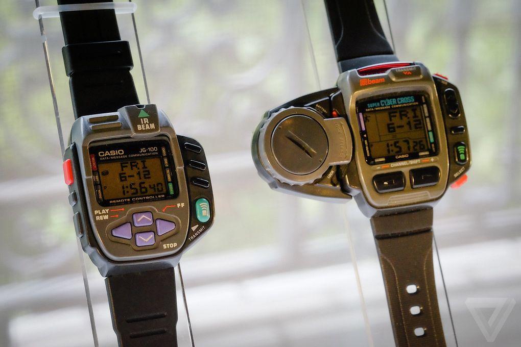 Назад в будущее. Умные часы от Casio из 90-х - 13
