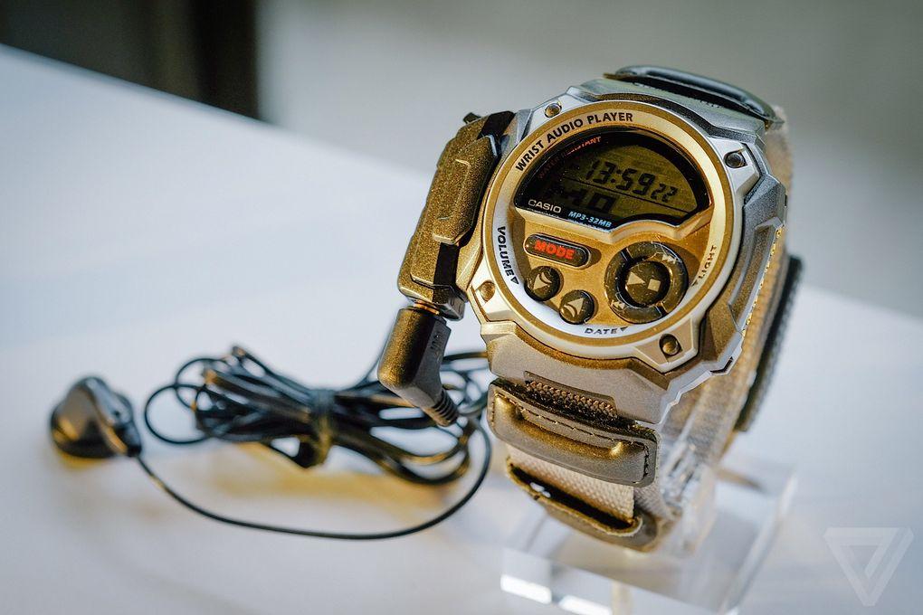 Назад в будущее. Умные часы от Casio из 90-х - 17