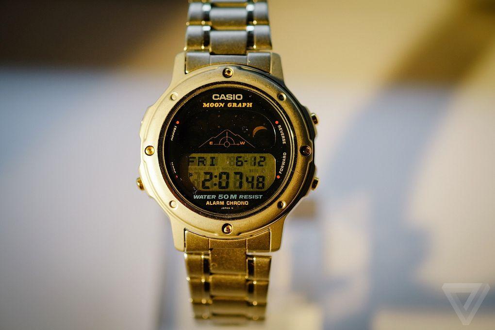Назад в будущее. Умные часы от Casio из 90-х - 2