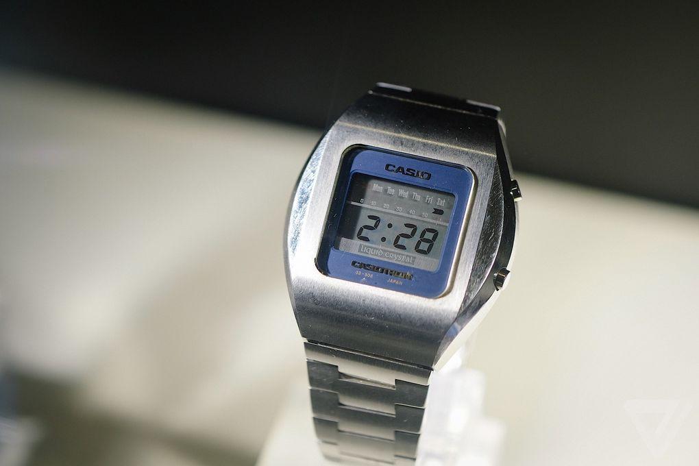 Назад в будущее. Умные часы от Casio из 90-х - 21