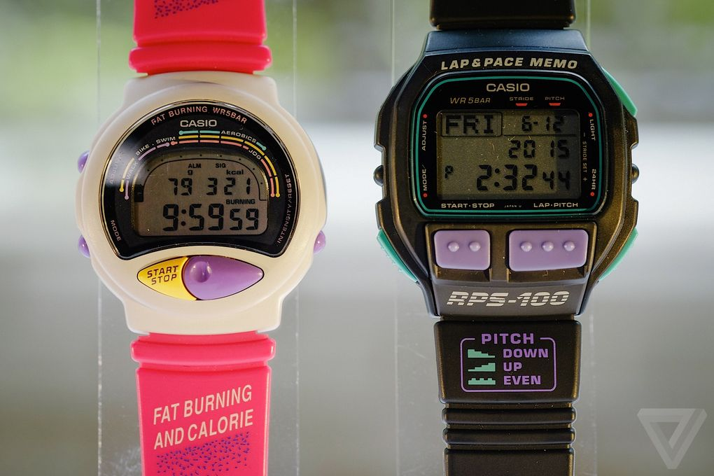 Назад в будущее. Умные часы от Casio из 90-х - 6