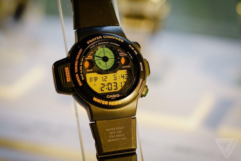 Назад в будущее. Умные часы от Casio из 90-х - 7