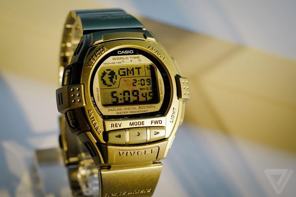 Назад в будущее. Умные часы от Casio из 90-х - 8