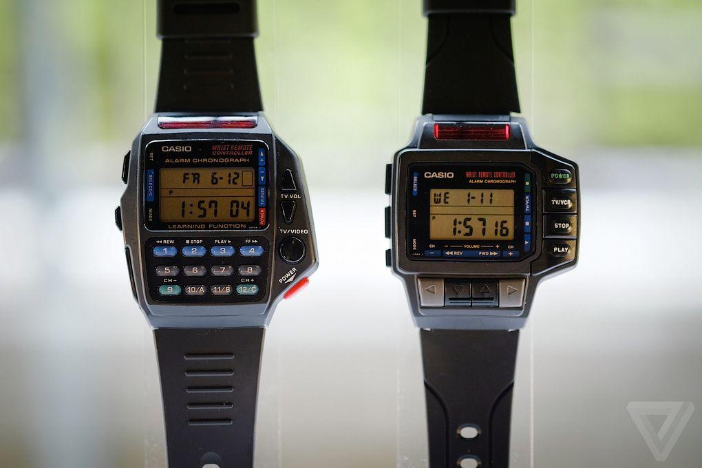 Назад в будущее. Умные часы от Casio из 90-х - 1