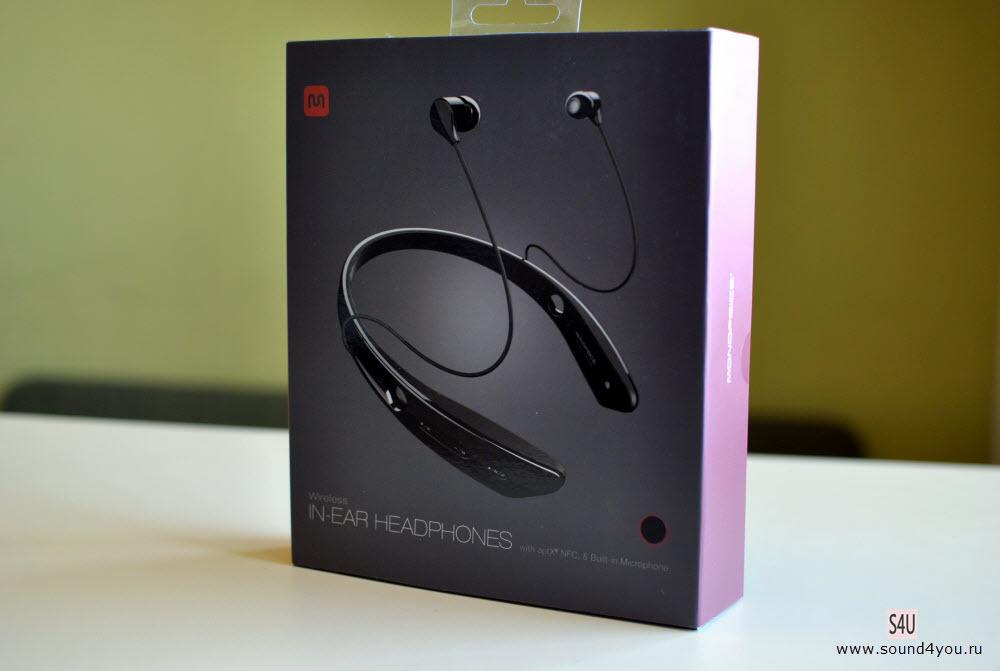 Обзор Bluetooth-гарнитуры Monoprice aptX NFC с микрофоном - 2