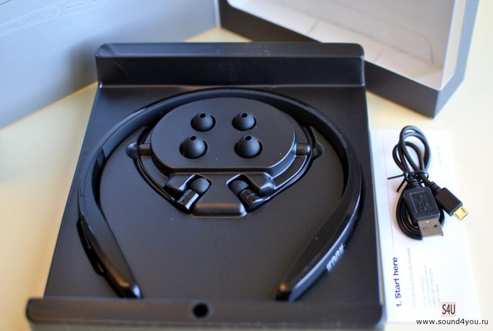 Обзор Bluetooth-гарнитуры Monoprice aptX NFC с микрофоном - 3