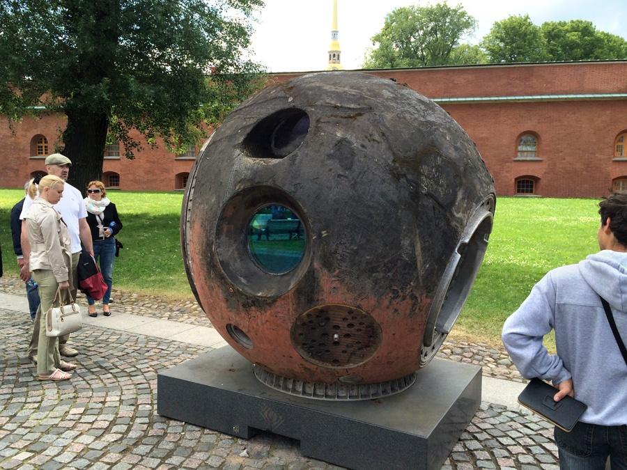 Санкт-Петербург космический - 5