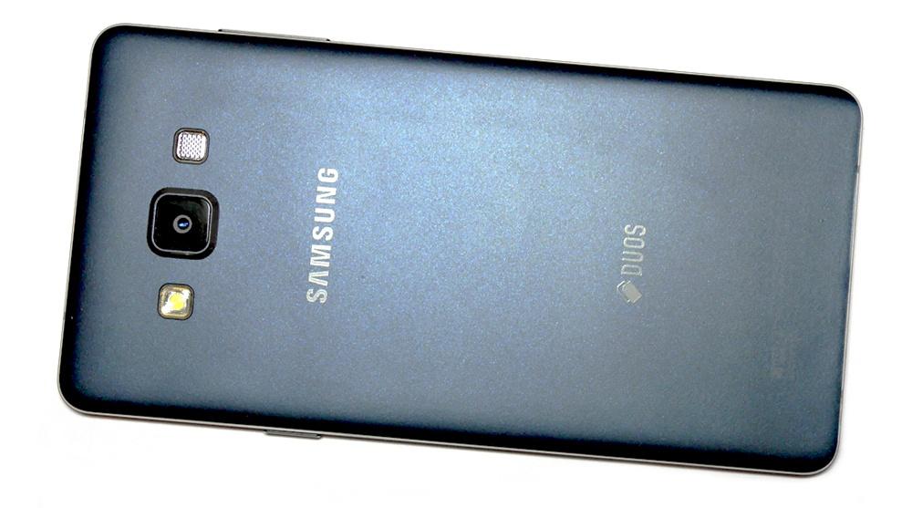 Samsung Galaxy A7: металлический смартфон повышенной изящности - 7