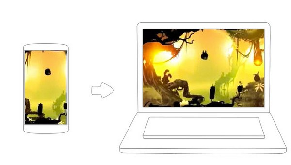 BlueStacks App Player для Mac OS X поддерживает Retina-дисплеи и multitouch-жесты