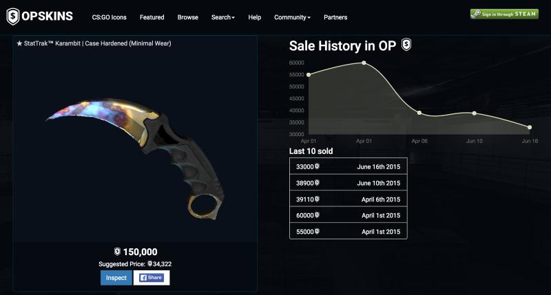 Как зарабатывать $12000 в день, торгуя виртуальным оружием - 1
