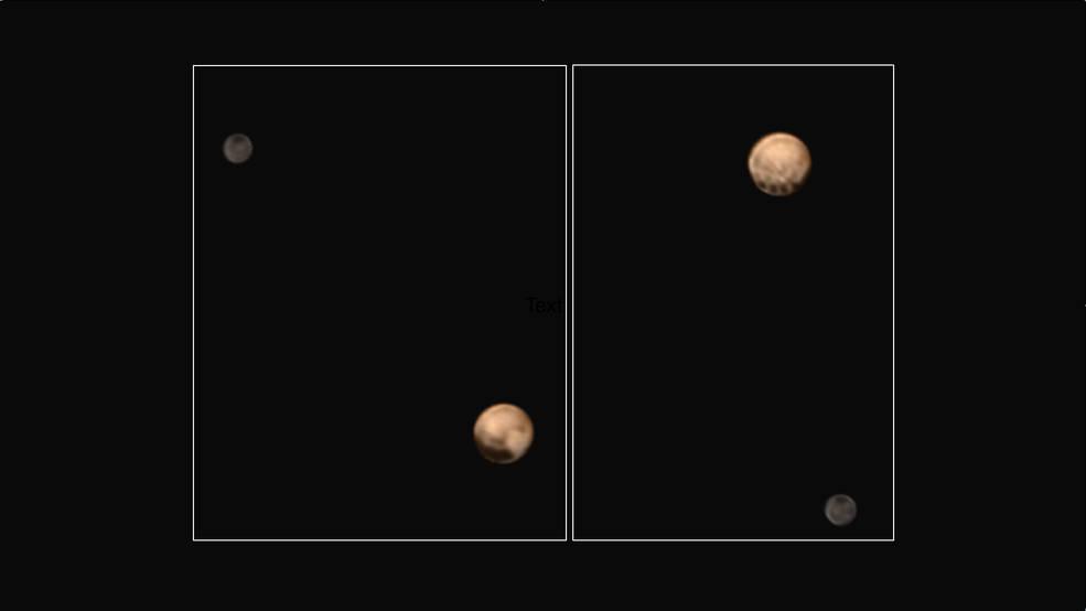 Новые цветные снимки Плутона от NASA - 2