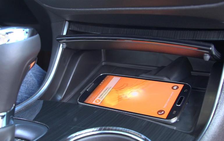 В новых автомобилях Chevrolet будет кондиционер для смартфонов - 1