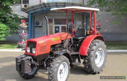 Разработан новый универсальный трактор
