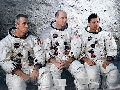 The Apollo 10 Prime Crew - GPN-2000-001163