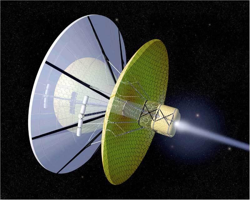 К Альфа Центавра на лазере за 20 лет - 1