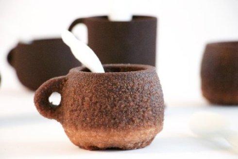 На 3D принтере распечатали чайный сервиз
